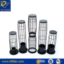 Dust collector filter bag cages